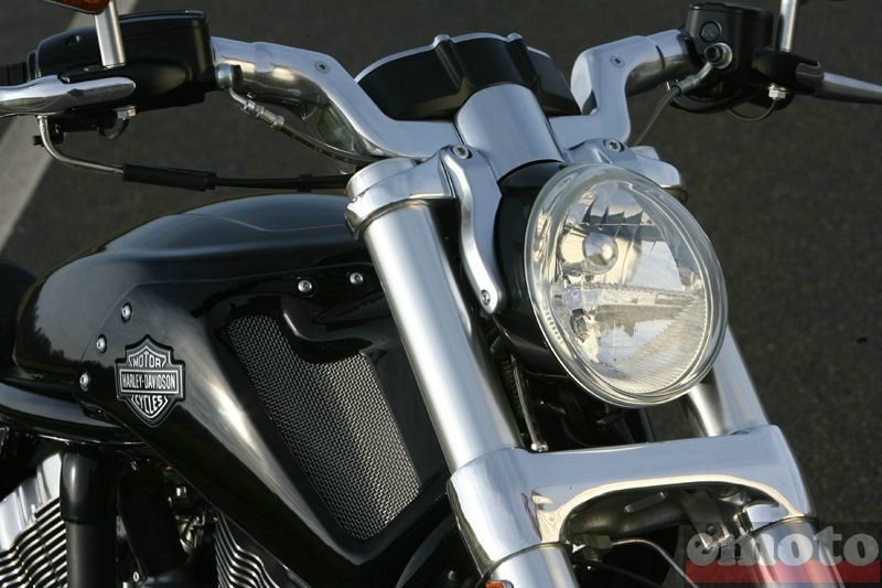 Photo de la Harley-Davidson Muscle modèle 2009