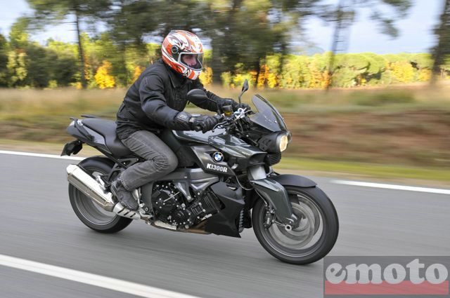 Photo de la BMW K 1300 R modèle 2009