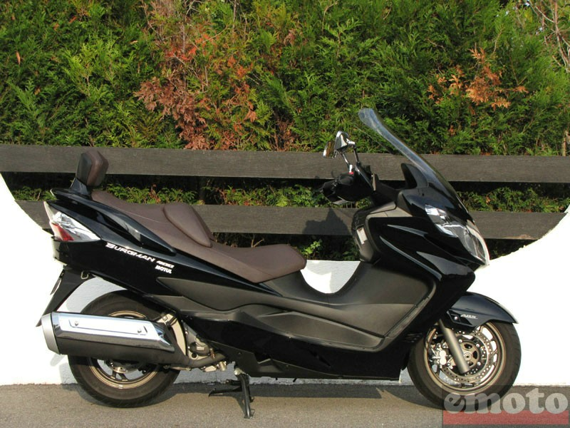Photo du Suzuki Burgman 400Z ABS modèle 2009