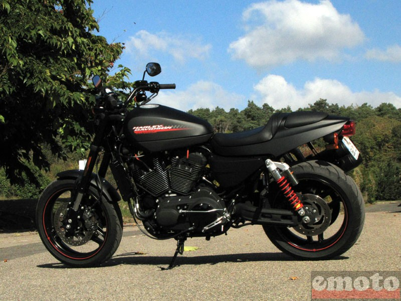 Photo de la Harley-Davidson XR1200X modèle 2010