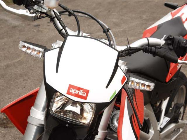 Photo de la Aprilia RXV modèle 2007