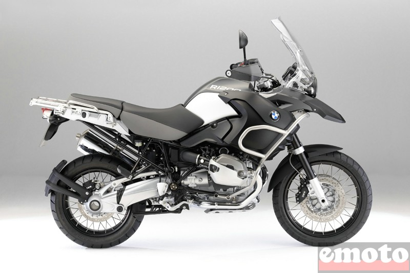 Photo de la BMW R 1200 GS Adventure modèle 2010