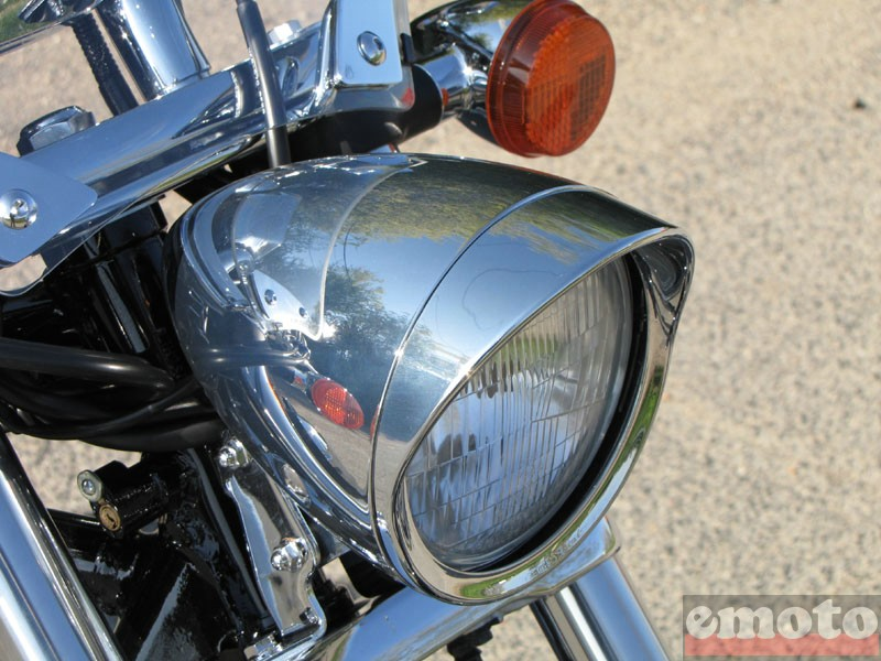 Photo de la Honda VT1300CX Fury modèle 2010