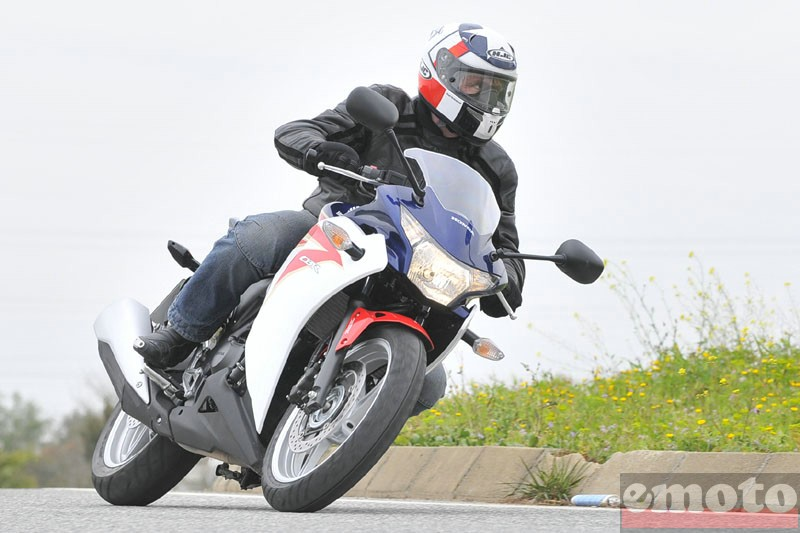 Photo de la Honda CBR 125 R modèle 2011