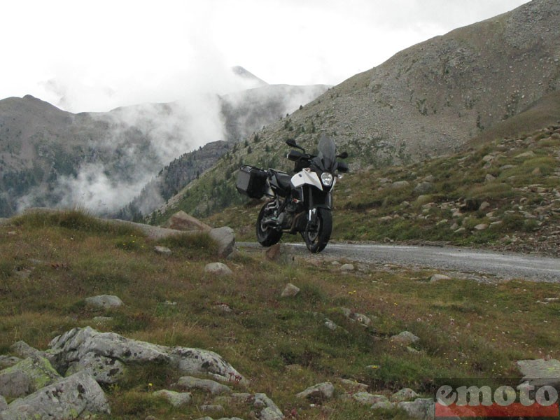 Photo de la KTM SMT 990 modèle 2011