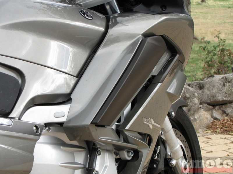 Photo de la Yamaha FJR 1300 A modèle 2013