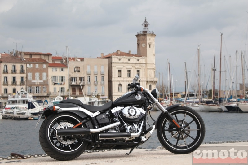 Photo de la Harley-Davidson Breakout modèle 2013