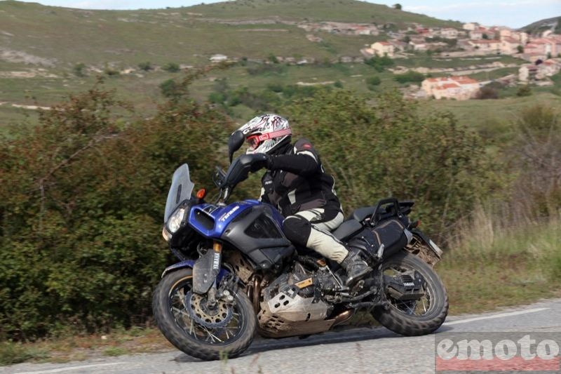 Photo de la Yamaha XTZ Super Ténéré 1200 World Crosser modèle 2013