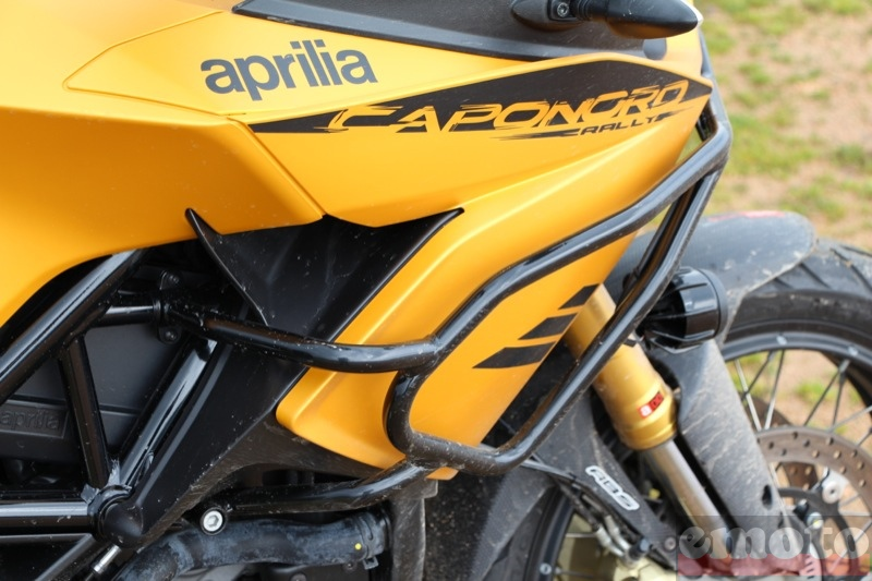 Photo de la Aprilia Caponord 1200 Rally modèle 2015