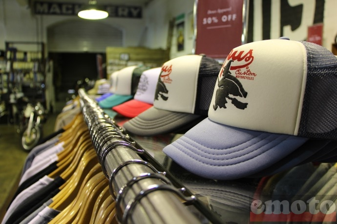 deus ex machina sydney collection de casquettes