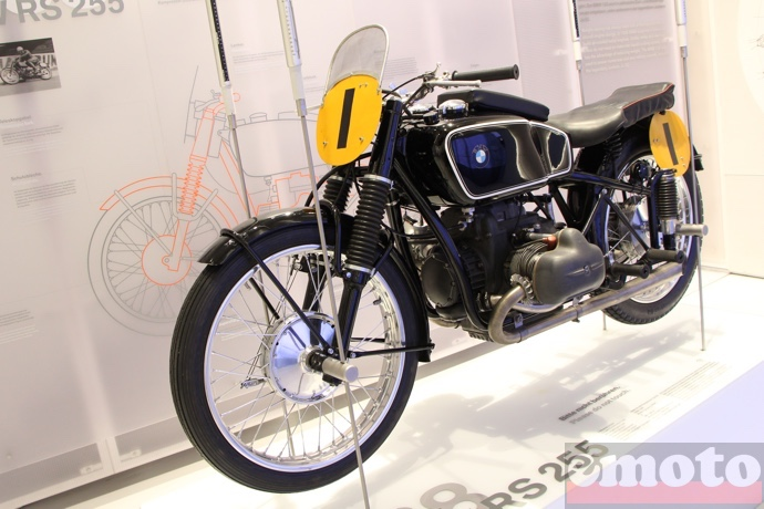 bmw rs 500 kompressor typ 255