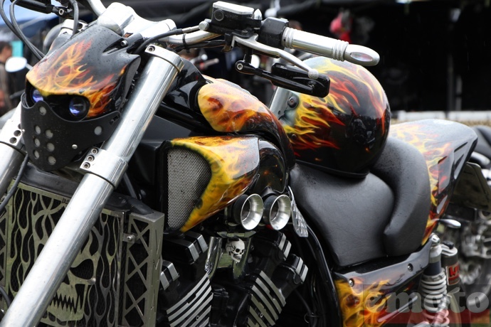 vmax gladiateur et flamming