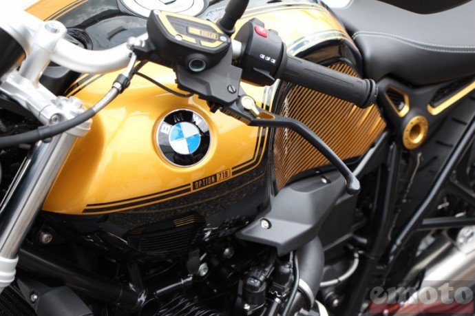 bmw r ninet option 719 la customisation officielle de bmw motorrad
