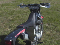 photo AJP 200 PR4 Enduro
