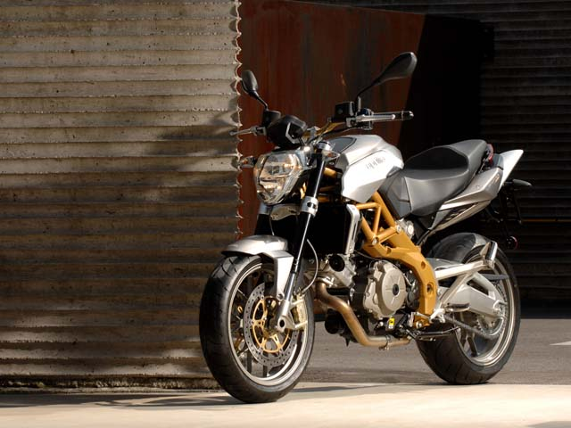 Photo de la Aprilia Shiver modèle 2007
