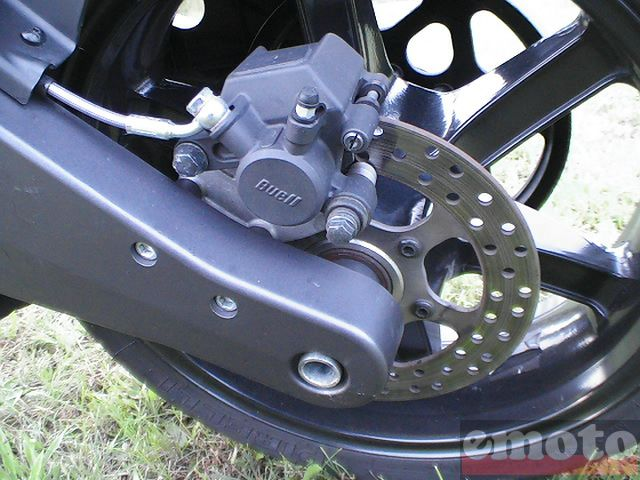 Photo de la Buell XB12 STT modèle 2007