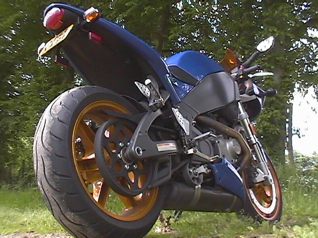 Photo de la Buell XB12R modèle 2005