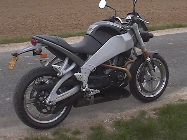 Photo de la Buell XB9S modèle 2003