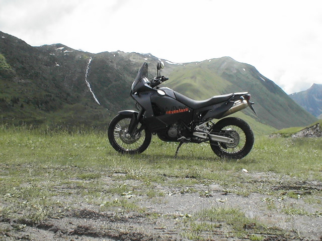 Photo de la KTM Adventure 990 modèle 2006