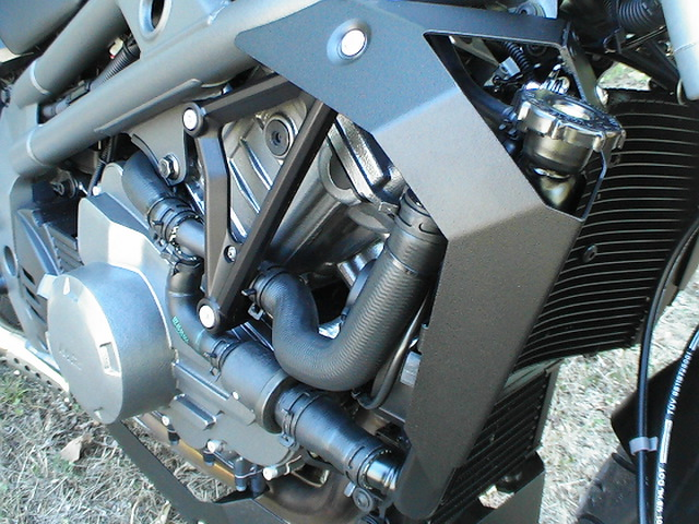Photo de la MZ 1000 SF modèle 2006