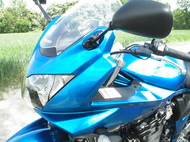 Photo de la Suzuki Bandit 650 S ABS modèle 2006