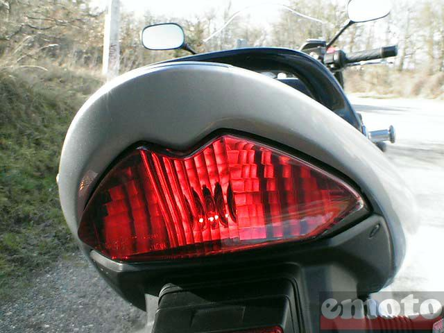 Photo de la Suzuki GSX 650 F modèle 2008