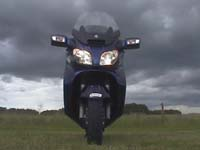 photo Suzuki Burgman 650 Executive