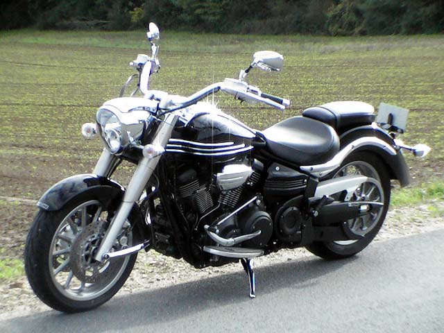 Photo de la Yamaha Midnight Star 1900 modèle 2006