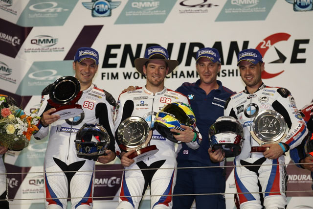 podium bmw michelin doha