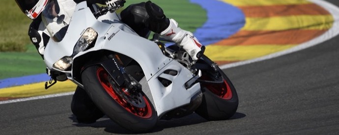 Essai video de la Ducati Panigale 959