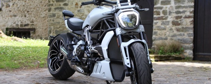 5 choses incontournables sur la Ducati X-Diavel S